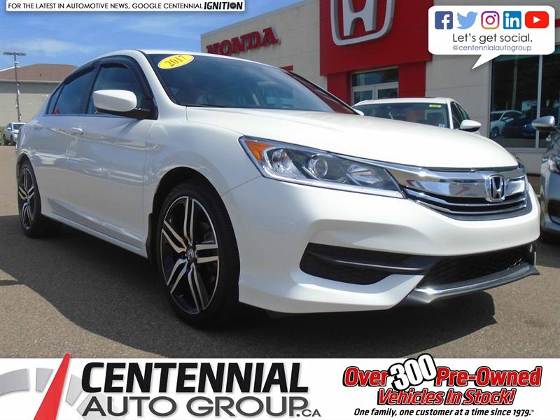 2017 Honda Accord Sedan LX | Bluetooth | Backup Camera |  #9369A