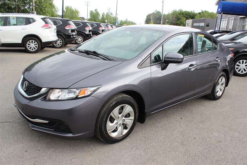 Honda Civic Sdn 2014 LX  #A4746