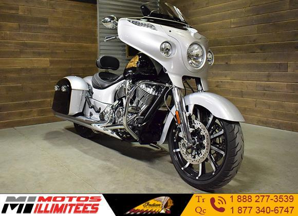 Indian CHIEFTAIN LIMITED 2017