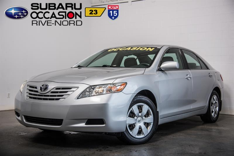 Toyota Camry 2009 LE A/C+CRUISE+GR.ELECT. #181189A