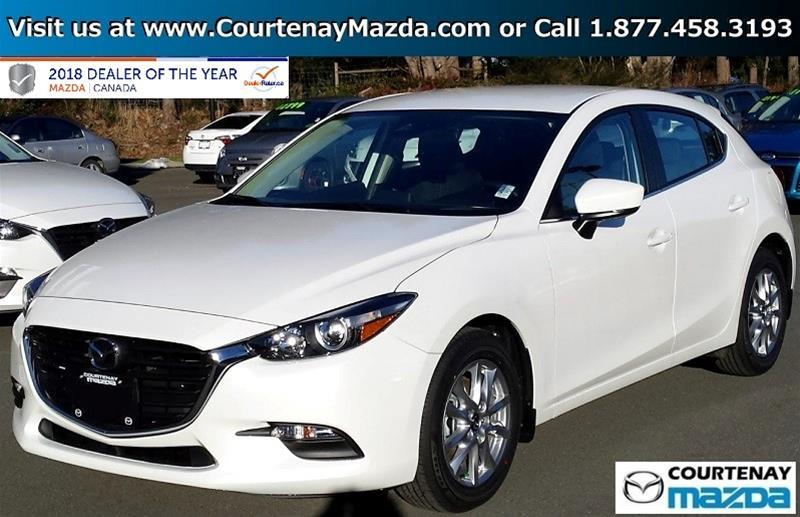 2018 Mazda Mazda3 Sport GS at #18MZ35858