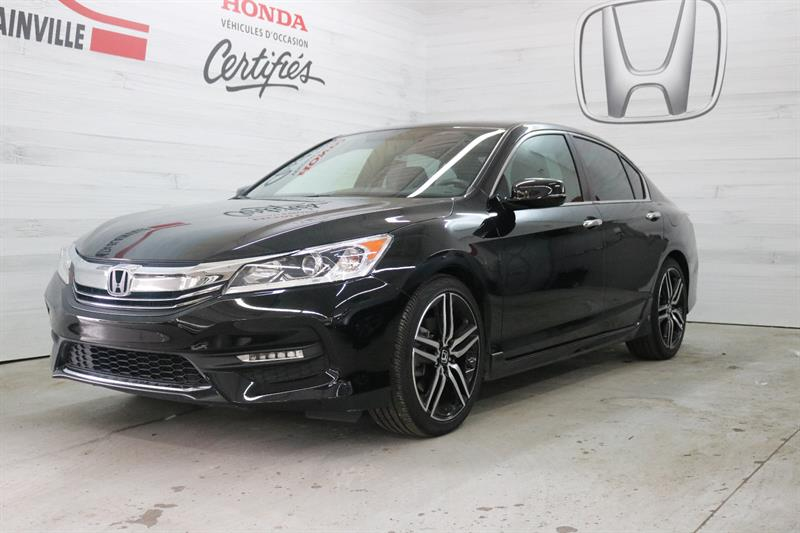 Honda Accord Berline 2016 4 portes Sport #U-1291