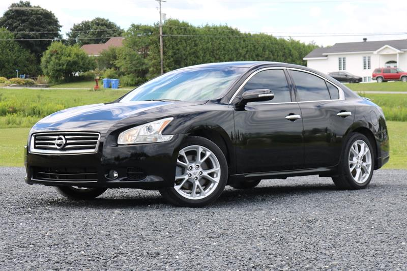 Nissan Maxima 2014 S (54365 KM) #170965