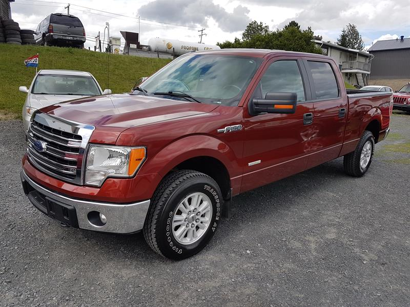 Ford F-150 2014 4WD SuperCrew