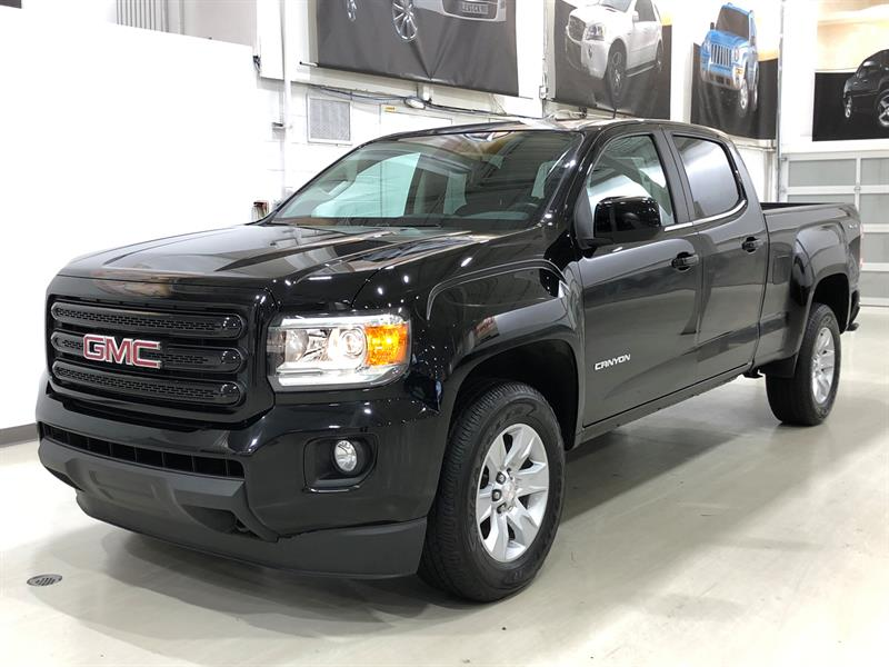 GMC Canyon 2016 SLE 4X4 CREW NAVI / CAMERA #A6770