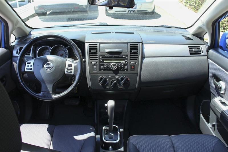 2007 Nissan Versa SL 1 8 Used for sale in Victoria at Campus Infiniti