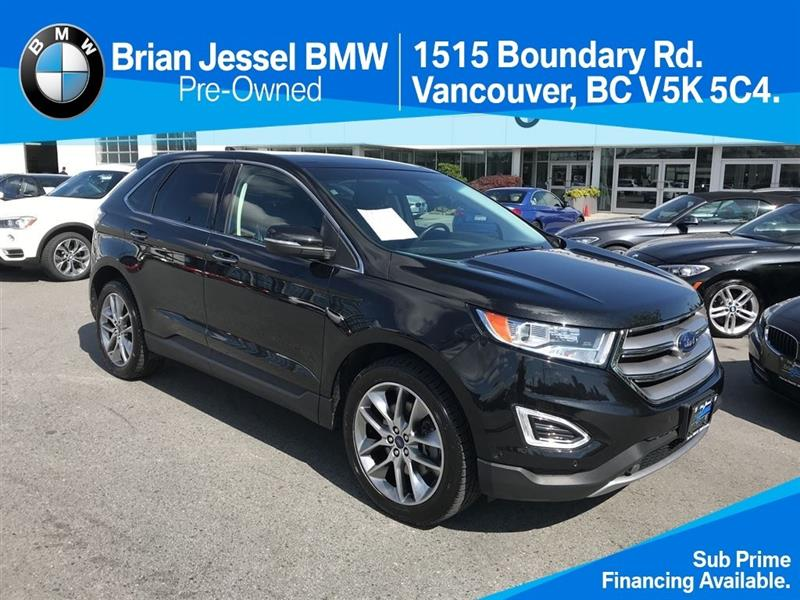 2015 Ford EDGE Titanium - AWD #BP668110