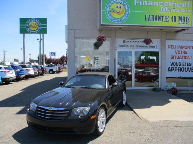 Chrysler Crossfire 2007 2dr Roadster #18-129