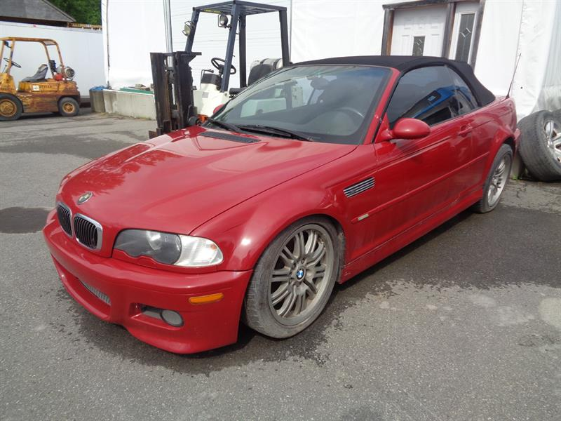 BMW 3 Series 2001 M3 2dr Convertible
