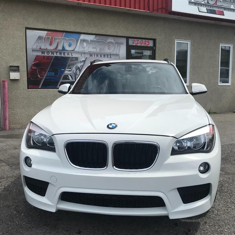 BMW X1 2014 28i xDrive M package, MAGS 18'', TOIT #6137