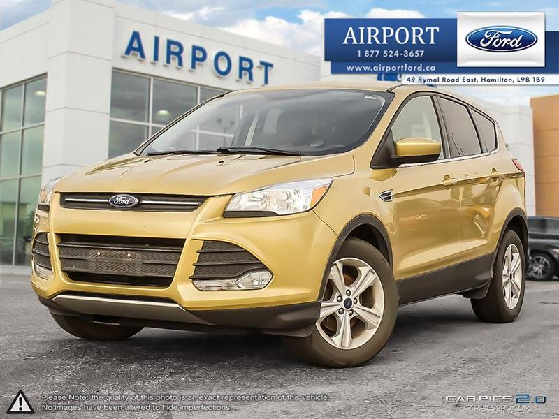 2015 Ford Escape SE FWD with only 44,908 kms #A80561