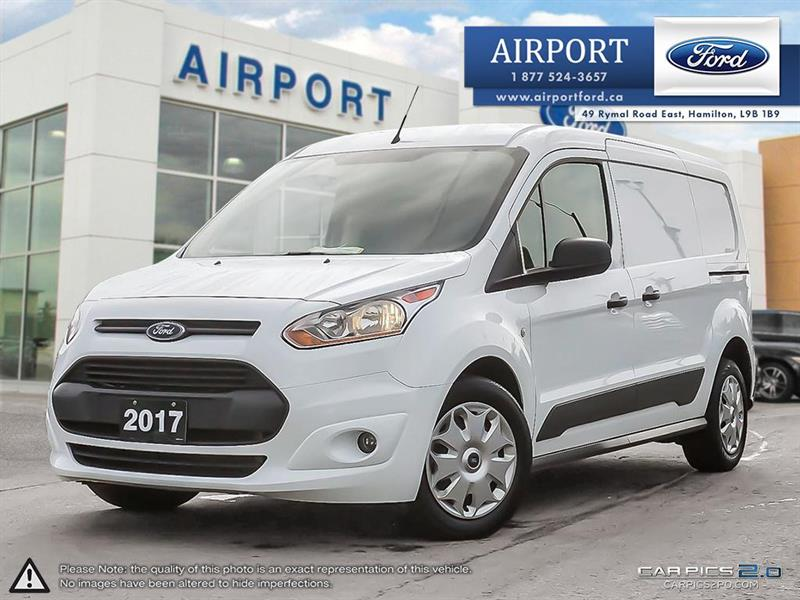 2017 Ford Transit Connect XLT  LWB with Dual Sliding Doors #1HL048