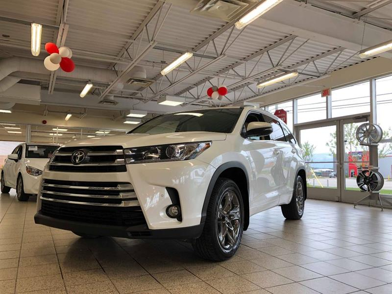 Toyota Highlander 2018 Limited #80233