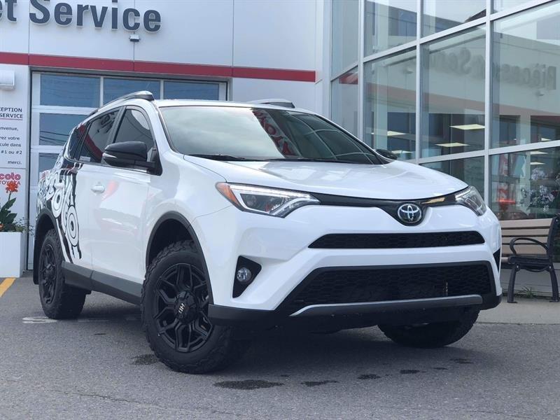 Toyota RAV4 2018 SE #DEMO-CEDRIC
