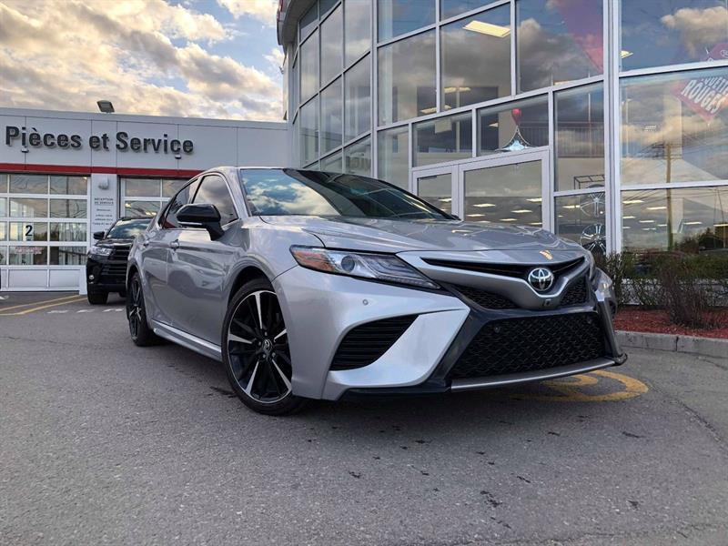 Toyota Camry 2018 XSE V6 #80111