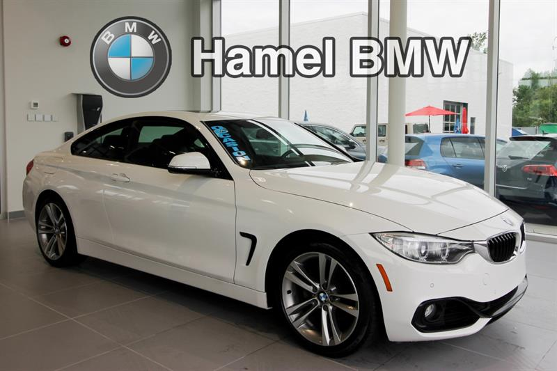 2014 BMW 4 Series 2dr Cpe 428i xDrive AWD 2,9% 84 MOIS #u18-163