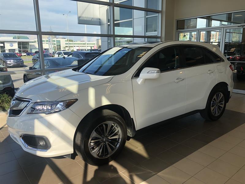 Acura RDX 2018 Elite AWD #189211