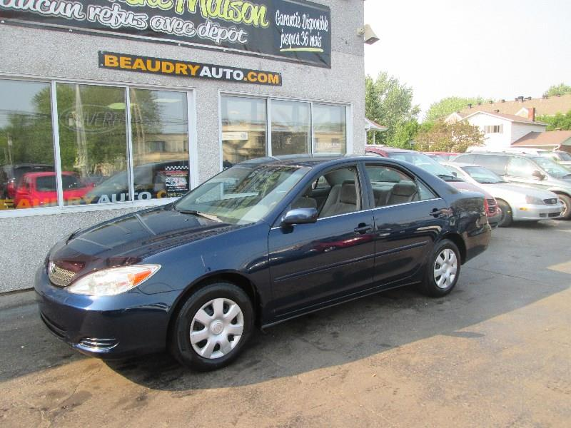 Toyota Camry 2004 le #2555