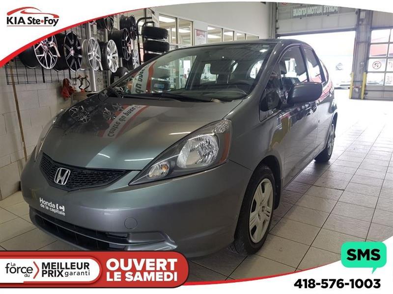 Honda FIT 2014 LX* AUTOMATIQUE* MAGIC SEATS* A/C* #U1934