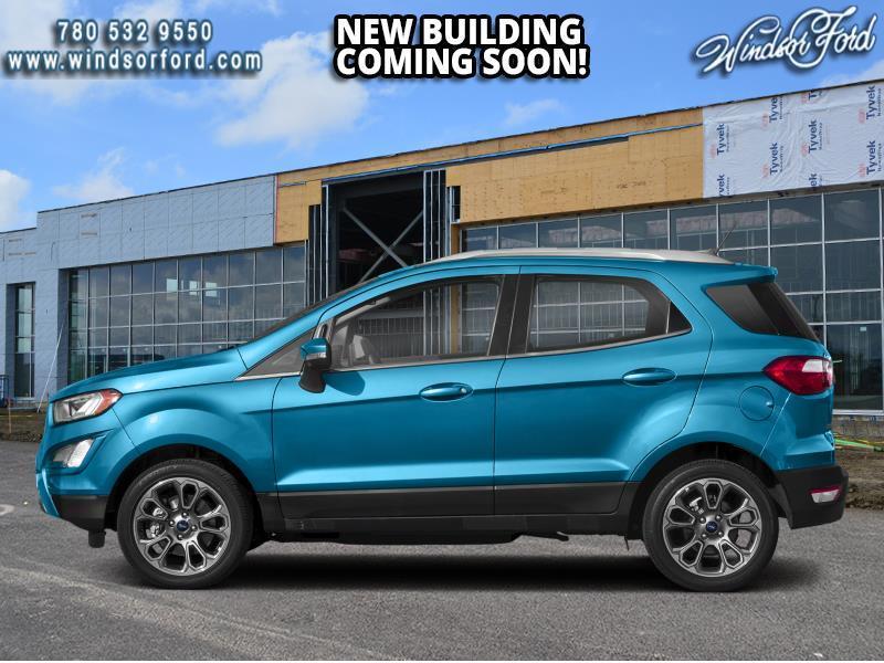 2018 Ford EcoSport SE 4WD #RT1176