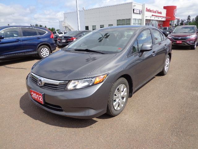 2012 Honda Civic Sdn 4dr Auto LX #CH053297A