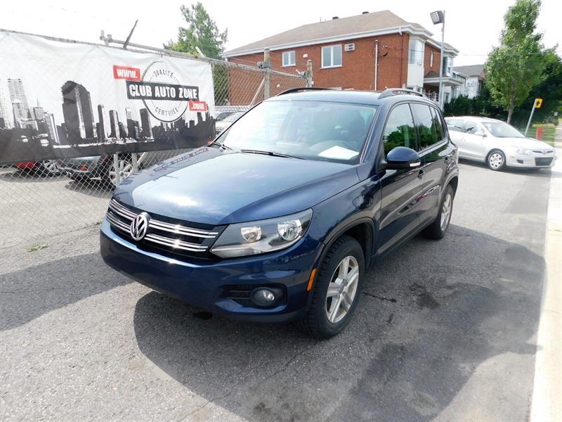 Volkswagen Tiguan 2012 2.0 TSI 4 MOTION AUTOMATIQUE BLUETOOTH #CW572802