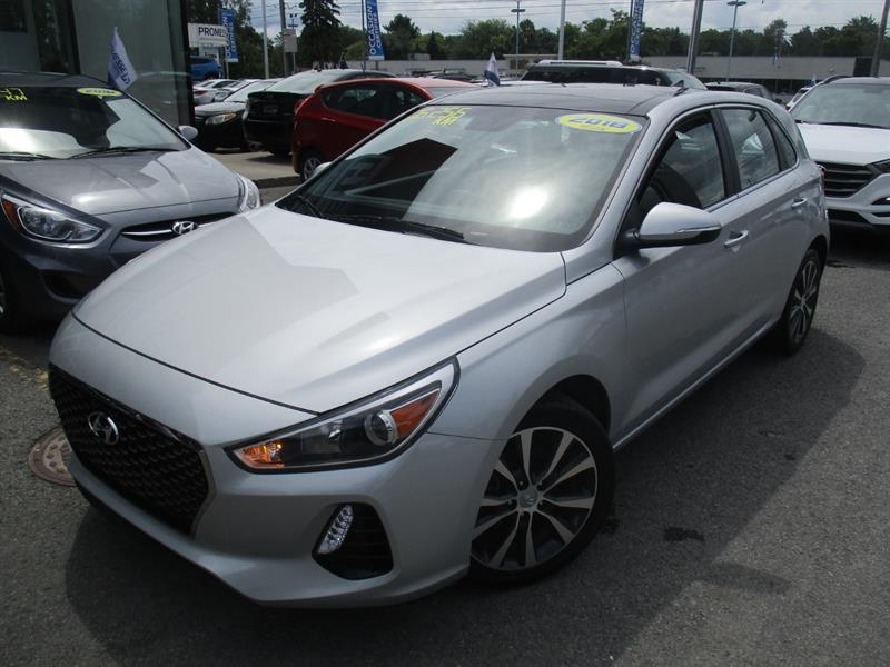 Hyundai Elantra Gt 2018 GLS, MAGS, CAMÉRA DE RECUL, BLUETOOTH, TOIT PANO #E-0274