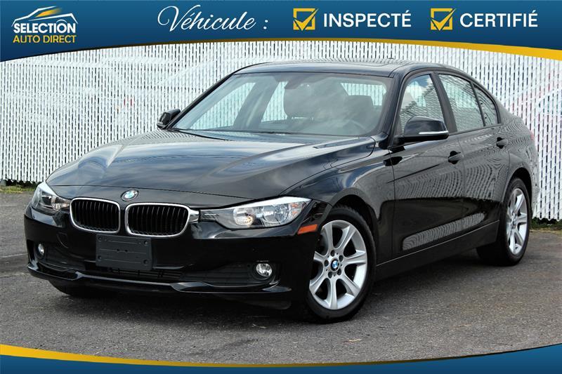 BMW 3 Series 2013 4dr Sdn 320i RWD #S078275