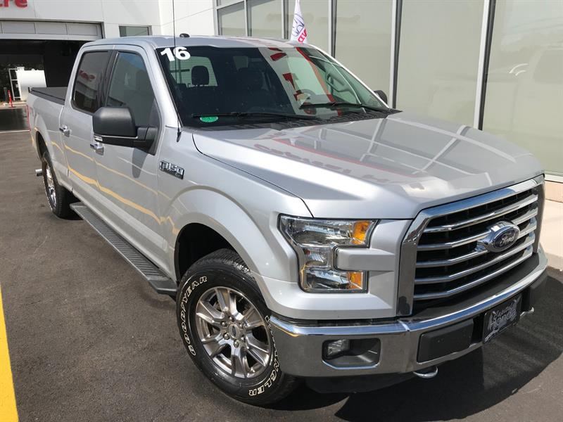 2016 Ford F-150 4WD SuperCrew #H636A