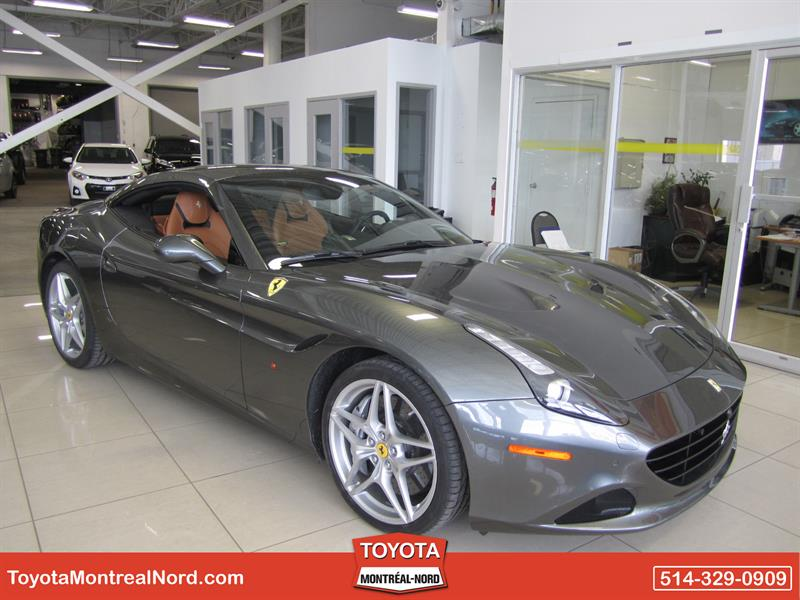 Ferrari California T 2017 Convertible #2743 A