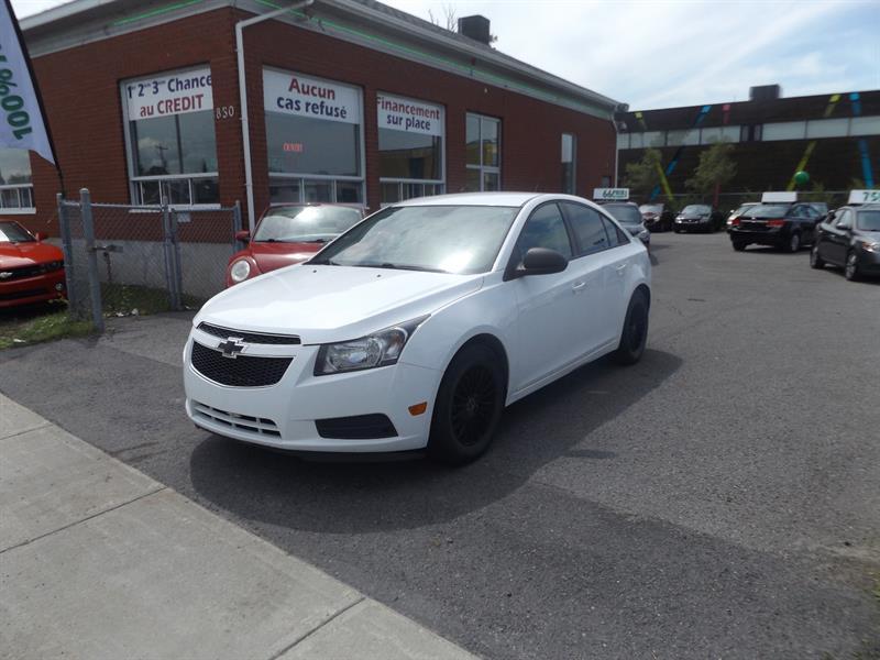 Chevrolet Cruze 2014 4dr Sdn 1LS #2298-06
