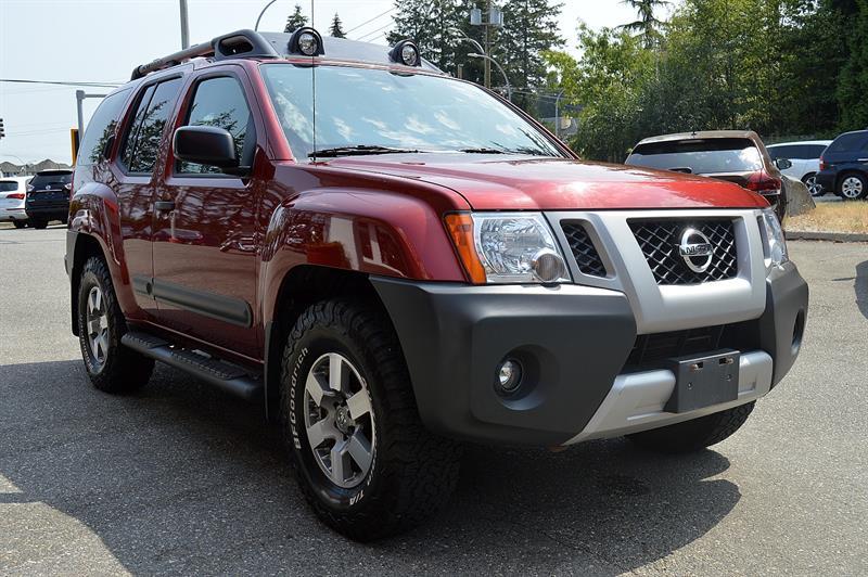 2013 Nissan Xterra PRO-4X 4WD - NO ACCIDENTS !  #CWL8630M