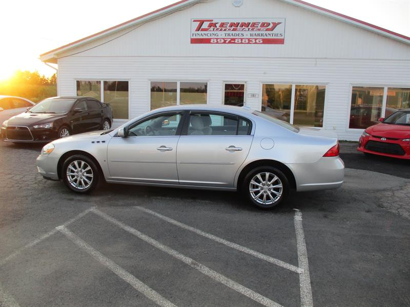 2009 Buick Lucerne 4dr Sdn CX #681941A
