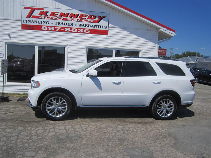 2016 Dodge Durango AWD 4dr Limited #402103