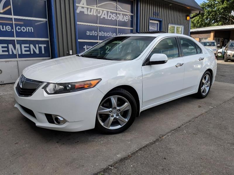 Used Acura Tsx For Sale In Boisbriand Auto Absolue - Used acura tsx for sale
