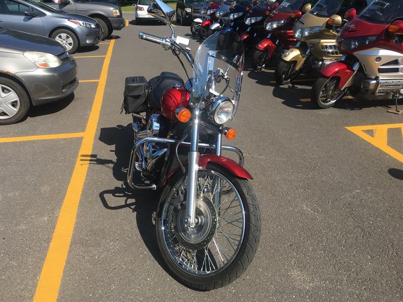 Honda VT750 2009