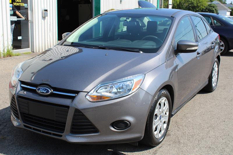 Ford Focus 2014 4dr Sdn SE #PV6687A