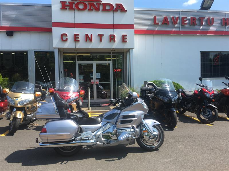 Honda GL1800 2009 GOLDWING