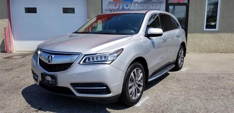 Acura MDX 2015 SH-AWD Nav Pkg Cuir Toit #6221