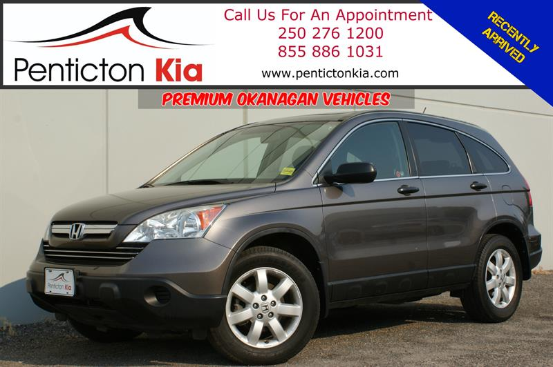2009 Honda CR-V EX AWD - Power Sunroof, Air Conditioning #19SR10A