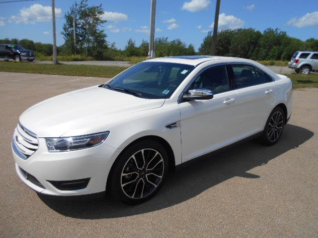 2017 Ford Taurus 4dr Sdn Limited AWD #MP-2489