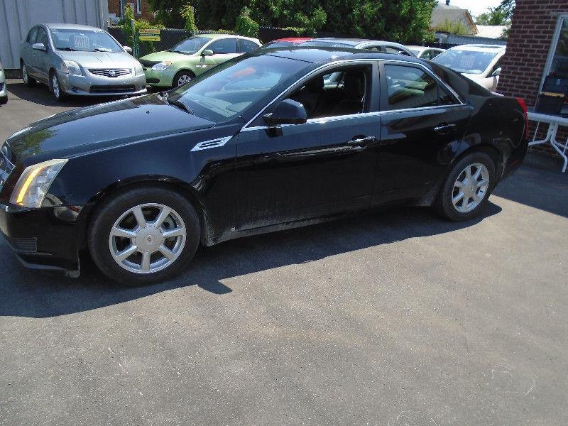 Cadillac CTS 2009 #164376