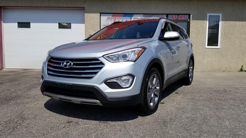 Hyundai SANTA FE XL 2016 LUXURY, AWD, CUIR, 6 PASS,TOIT #6227