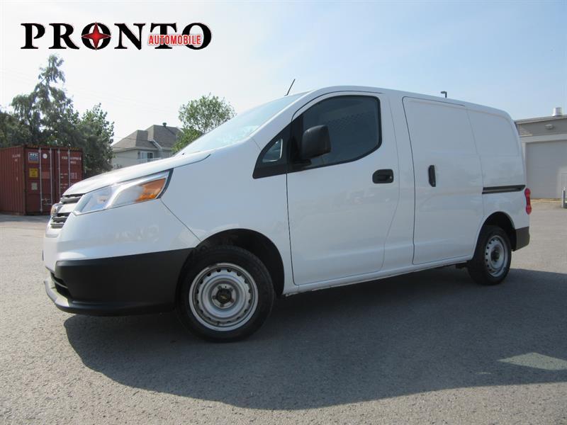 Chevrolet City Express Cargo Van 2015 LT ** GR. ELECTRIQUE ** #3686