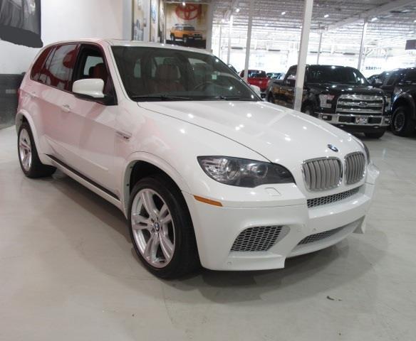 BMW X5 M 2011 X5M V8 555HP  #CM2144