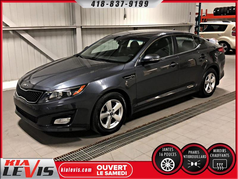 Kia Optima 2015 LX-AUTO-FULL-MAGS 16'' #1392