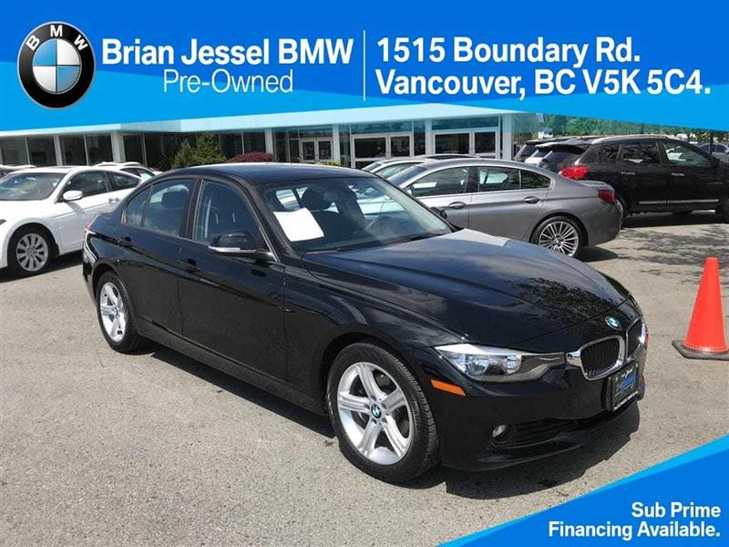 2015 BMW 3-Series 320I xDrive Sedan (3C37) #BP6532