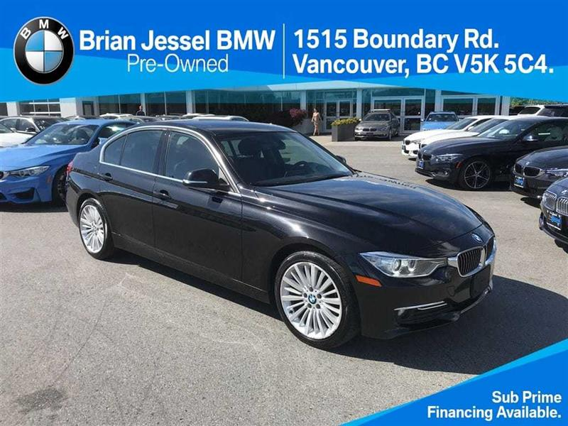 2014 BMW 3-Series 328d xDrive Sedan #BP641610