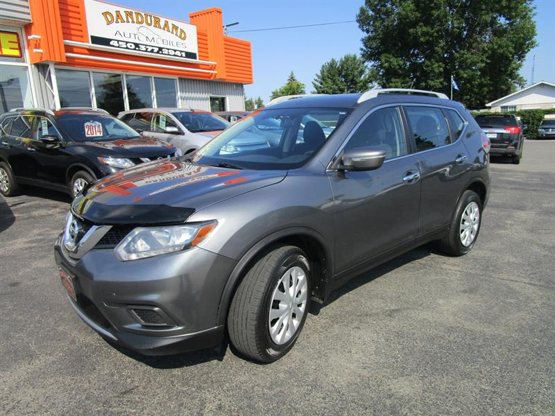 Nissan Rogue 2014 AWD 4dr #2370