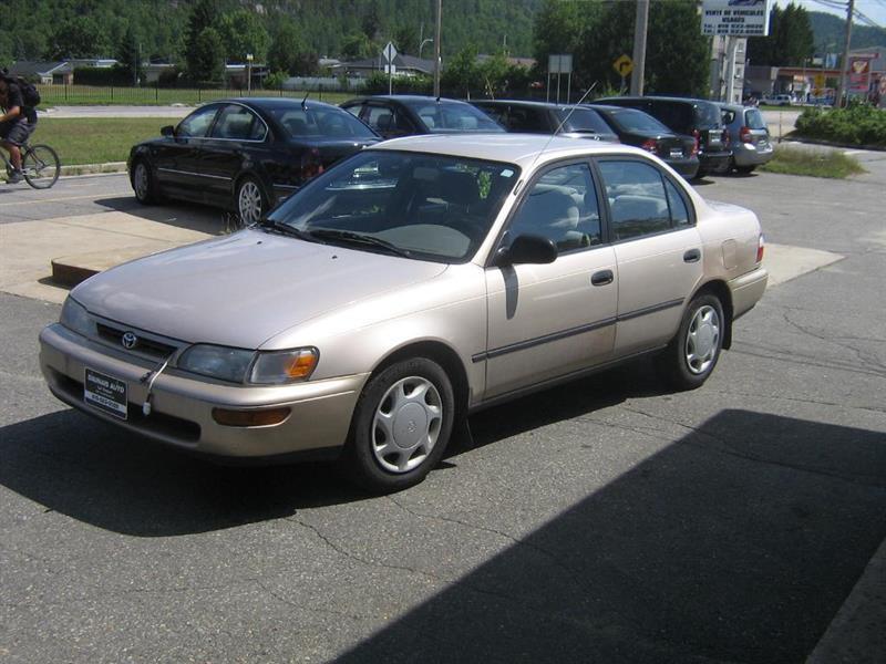 Toyota Corolla 1996 DX #18-414